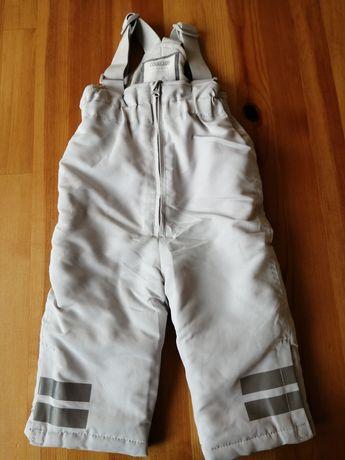 Spodnie narciarskie/na sanki coolclub  74
