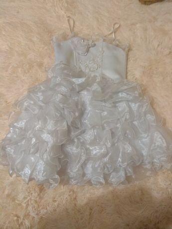 платье на 1-4 года