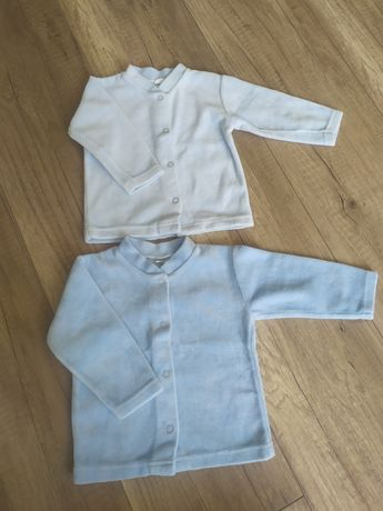 Zestaw śpiochy i dwie bluzeczki