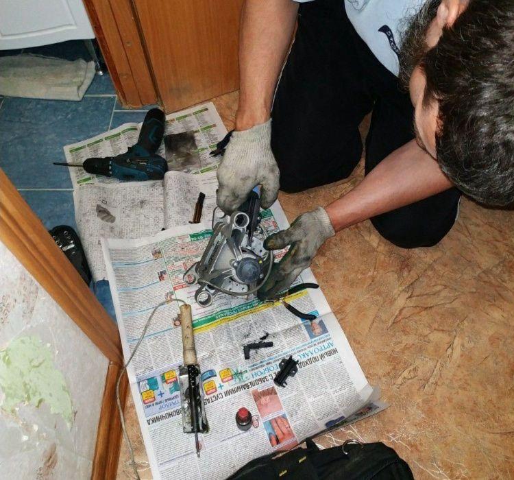 Ремонт стиральных машин. Выезд и диагностика бесплатно. В любом районе Киев - изображение 1