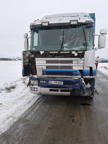 Scania R124l 470hpi