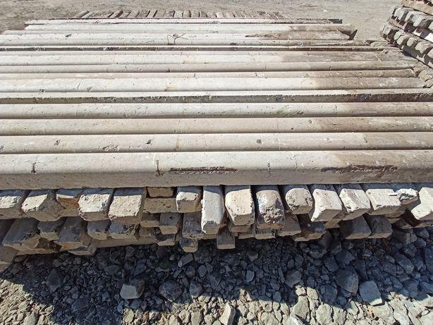 Столбы столбики бетонные виноградные
