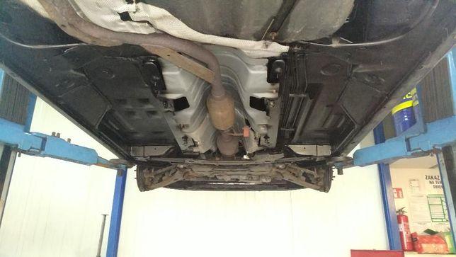 Serwis Podwozia, Zabezpieczenie antykorozyjne Toyota Honda Subaru
