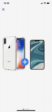 Etui, szkla ochronne iPhone Xs MAX