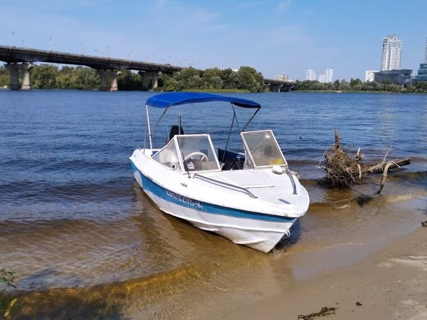 Лодка Крым-3
