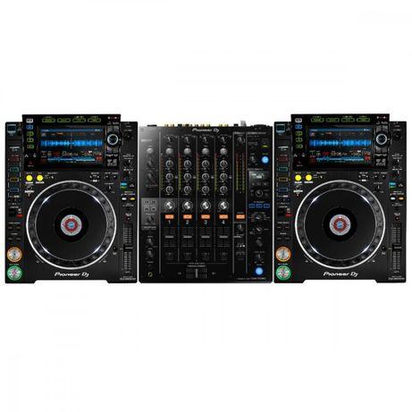 Wynajem Sprzętu DJ, CDJ-2000NXS2 Pioneer Nexus, Technics