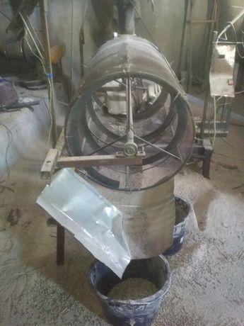 Установка для производства комбикорма и пеллет