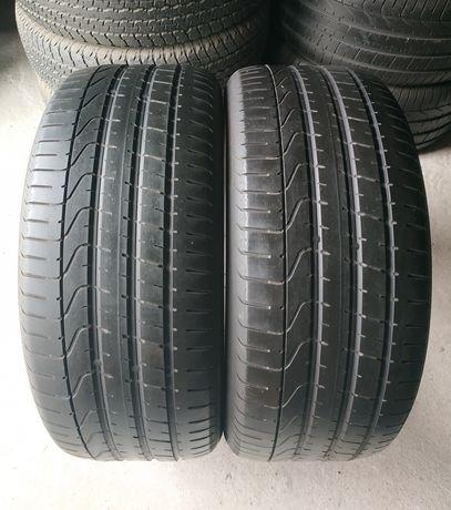 Шини б в літні R20 265/45 Pirelli Pzero