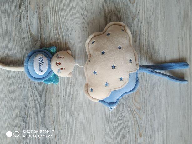 Іграшка-підвіска музикальна(шарманка) chicco