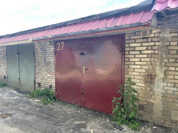 Продам цегляний гараж з підвалом 40м - ЖК Ріел Сіті - Левандівка