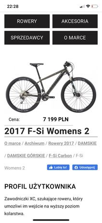 Cannondalle 2017 F-SI 2