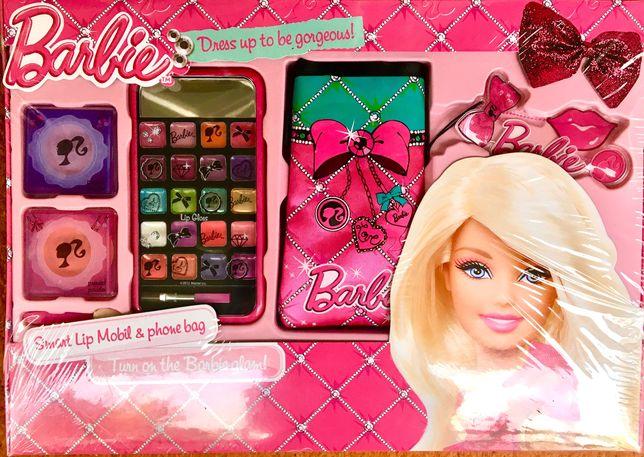 Nowy Barbie zestaw smart lip mobile