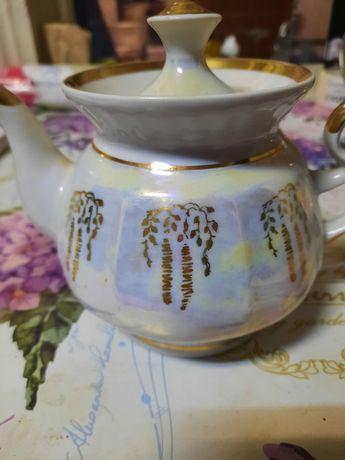Чайник - заварник перламутровый