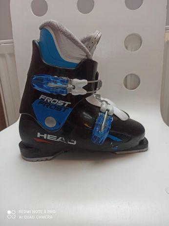 Buty narciarskie dziecięce Head Frost wkładka 22-22.5cm