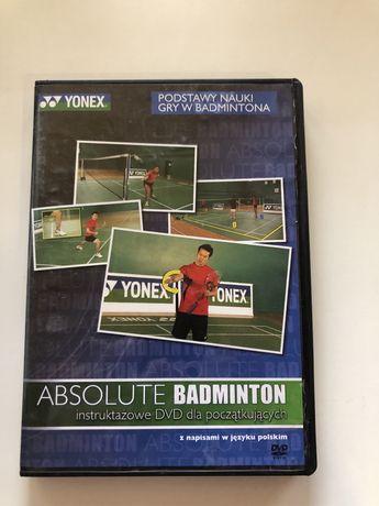 Badminton instruktażowe  DVD dla początkujących