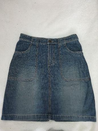 Jeansowe spódnice LO.G.G by H&M (XS i S)