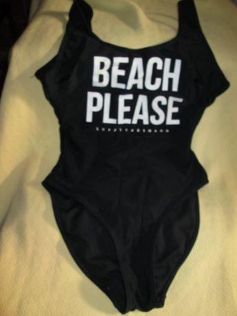 Новый купальник beach please, р. 42 S