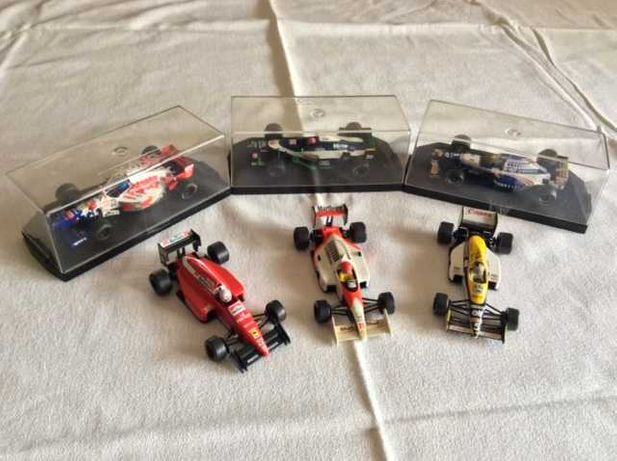 Miniaturas Fórmula 1 Esc/ 1.43