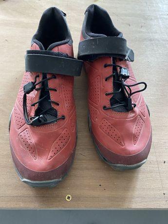 Sapato btt shimano 45