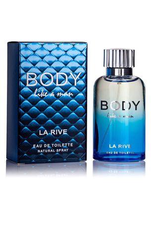 La Rive Body Like a Man . Версія аромата: Dolce&Gabbana