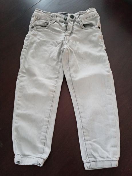 Spodnie jeans reserved roz 92