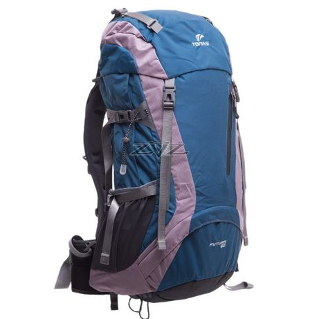 Рюкзак туристический Tofine Futura 40л Professional (Сине-розовый)