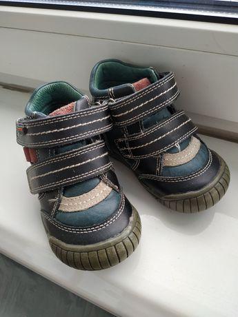 Ботиночки на осень - 20ого размера