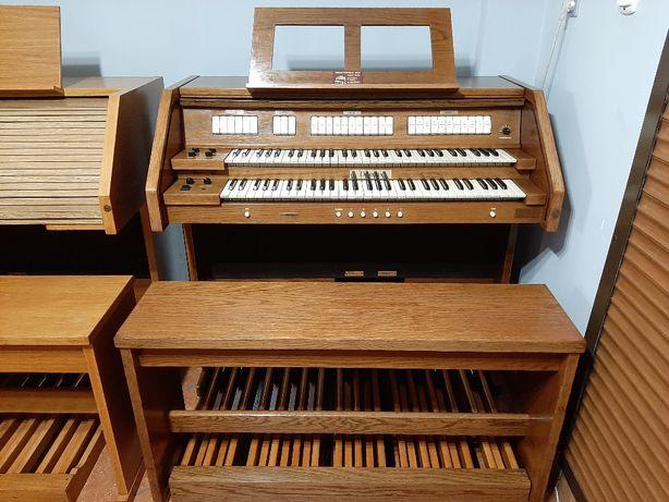 Cyfrowe organy koscielne Viscount-Domus 1027 MIDI