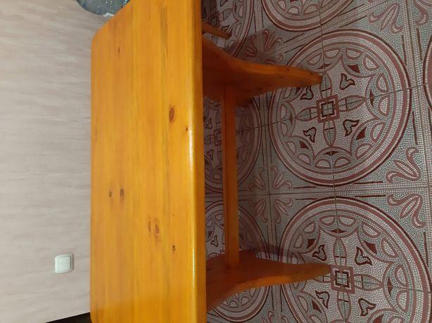 Стіл дерев'яний новий