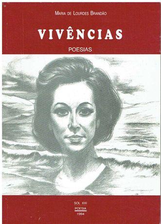 11730 -ViVências - Poesia de Maria de Lourdes Brandão