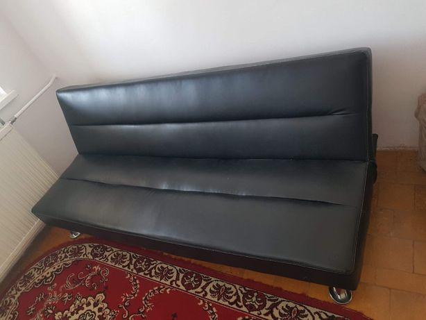 Sofa z funkcja rozkladania
