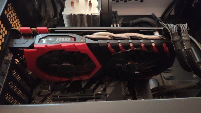 GeForce MSI GTX 1070 Gaming X 8Gb