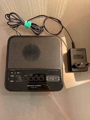 Radio Philips, budzik
