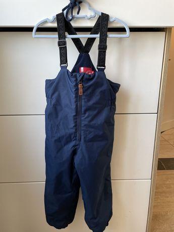 Лыжные штаны  reima teh 98 см