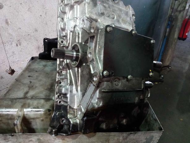 Carter de motor mercedes 4x4