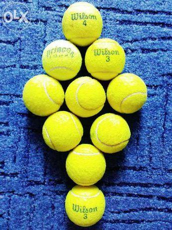 Теннисные мячи Б/У.