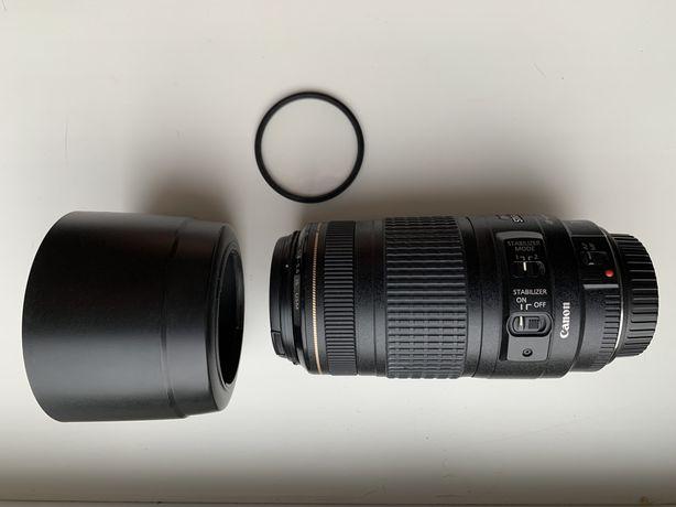 Объектив Canon 70-300 mm 4-5.6f is usm