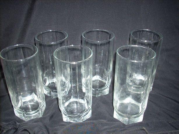 Стаканы стеклянные 6 шт.