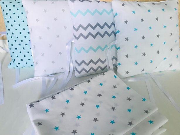 Захист для дитячого ліжечка