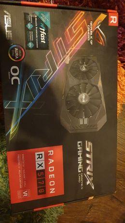 Видеокарта Radeon rx570 4 GB