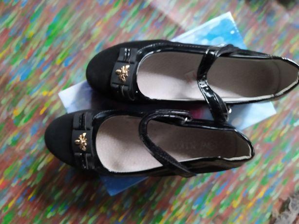 Туфлі для дівчинки 33 розміру