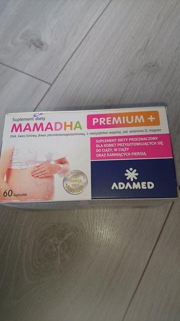 Mamadha premium. Nowa paczka