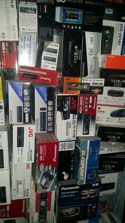 Распродажа Авт-ла новая SIGMA CP-300G бездисковая USB слот SD карты