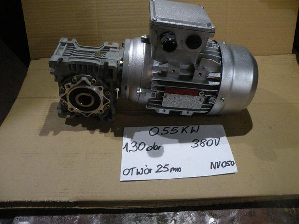 motoreduktor przekładnia NOWA maszynka do mięsa 055 kw 130obr380
