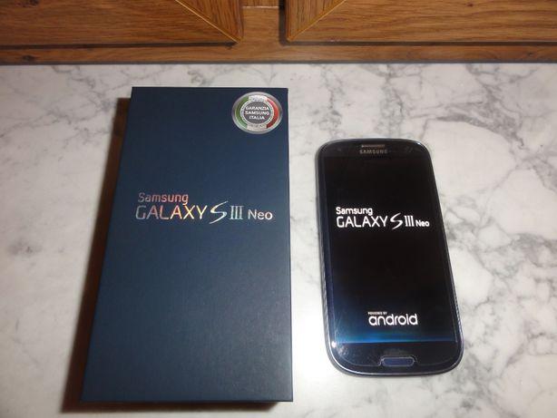 Samsung Galaxy S3 Neo niebieski – stan idealny.