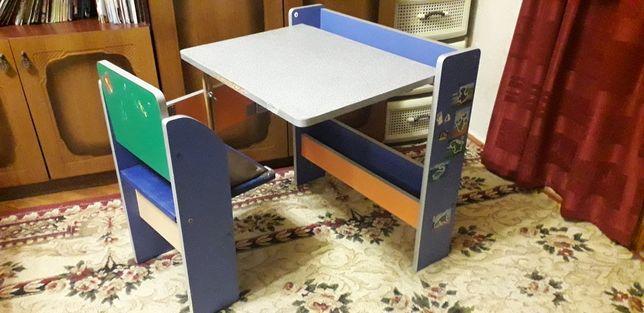 Дитяча парта (стілець)