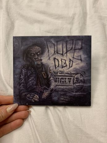 Dope D.O.D. The Ugly EP plyty rap