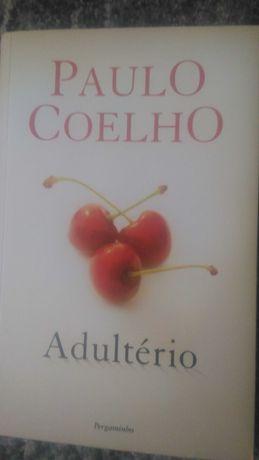 """Livro """"Adultério"""", Paulo Coelho"""