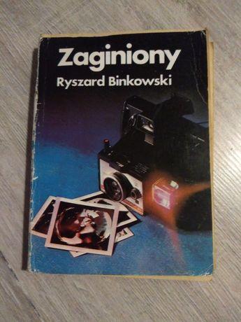 Zaginiony. Ryszard Binkowski