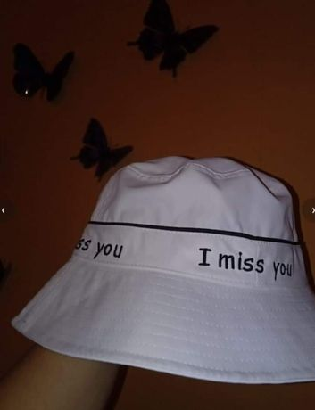 Czapka bucket hat